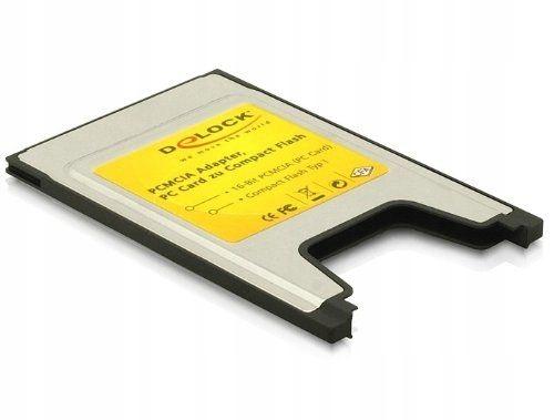 @CC397 DeLock Czytnik kart PCMCIA do Compact Flash