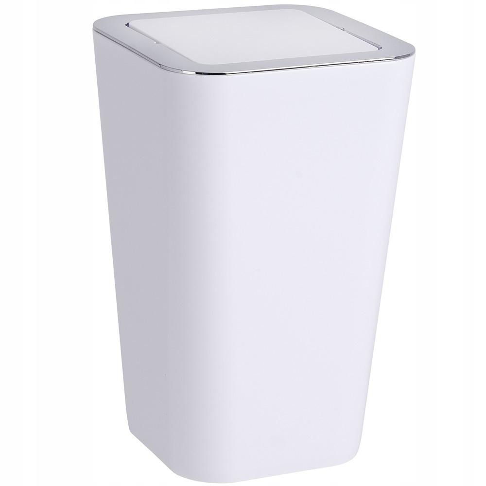 Wenko Kosz łazienkowy Do łazienki śmietnik 6l Mały