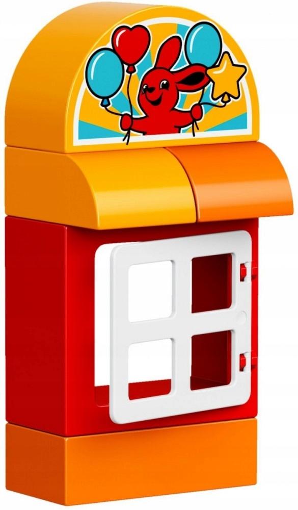 Klocki Lego Duplo 10841 Duże Wesołe Miasteczko 7590409384
