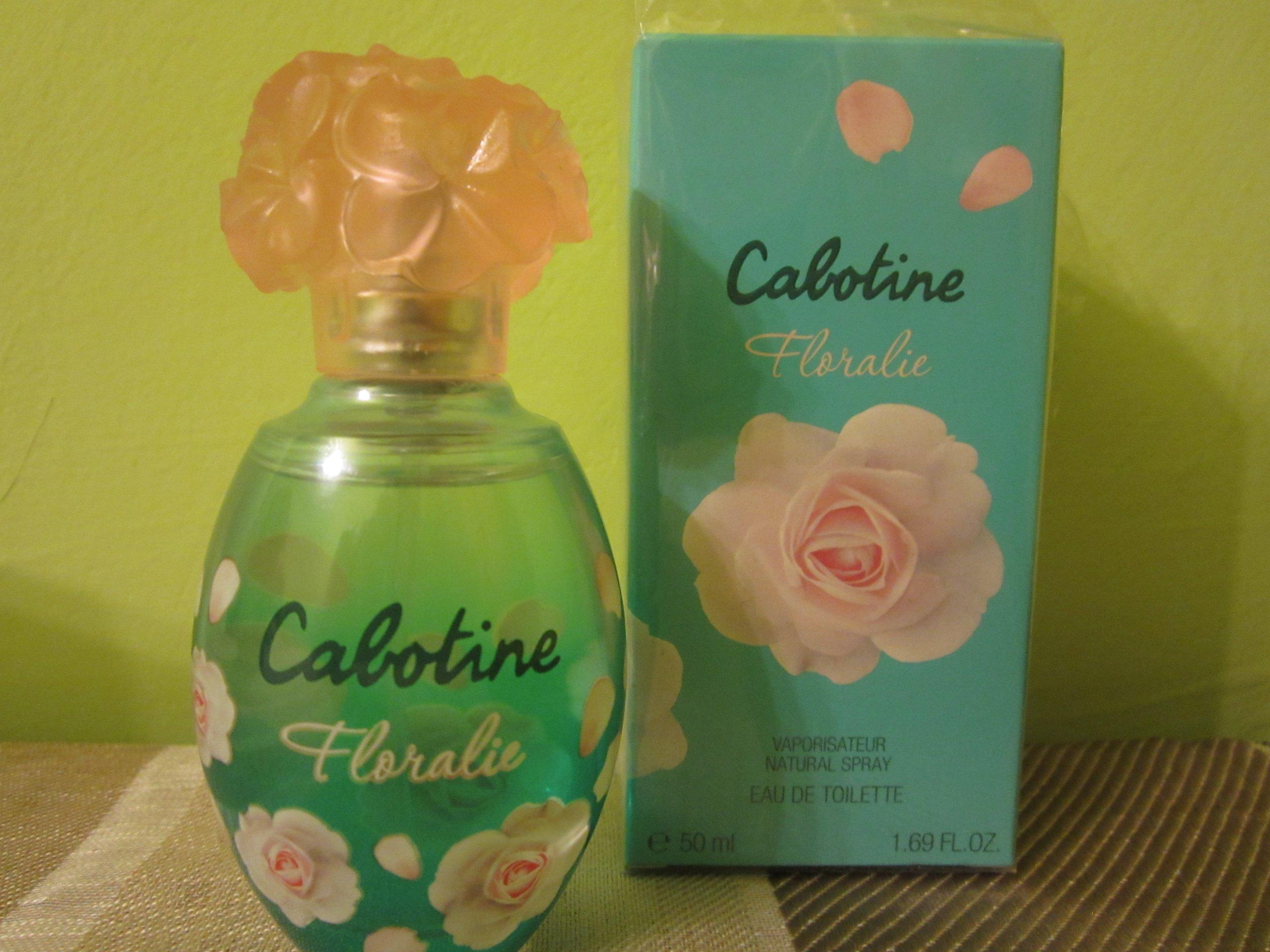 Parfums Gres Cabotine Floralie Edt 45 Ml 7198531486 Oficjalne Rose Women