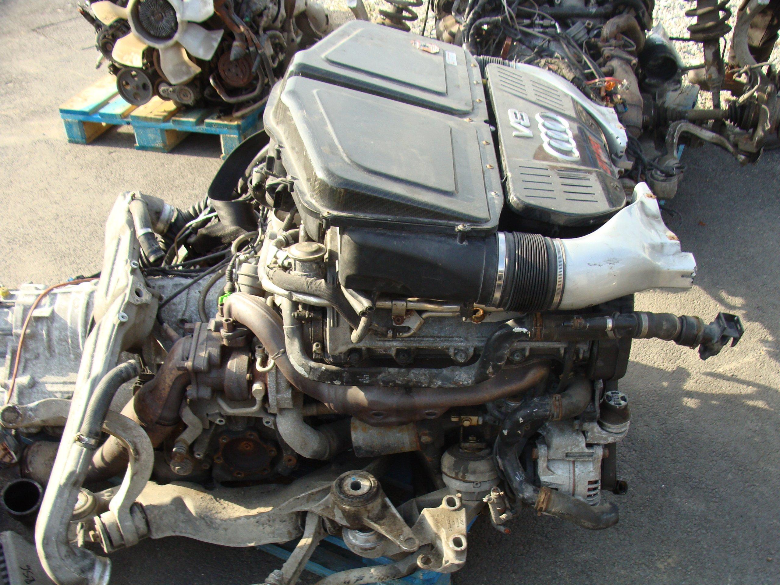 audi bcy engine