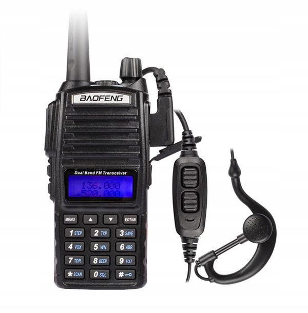 Radiotelefon Baofeng UV 82 UP 8wat