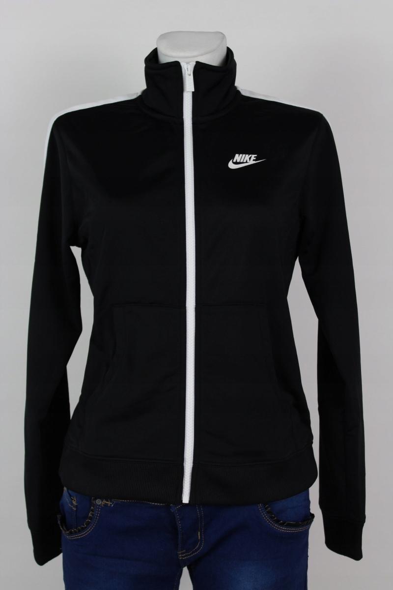 Nike damska sportowa bluza z kapturem Czarna S,M,L,XL Logo