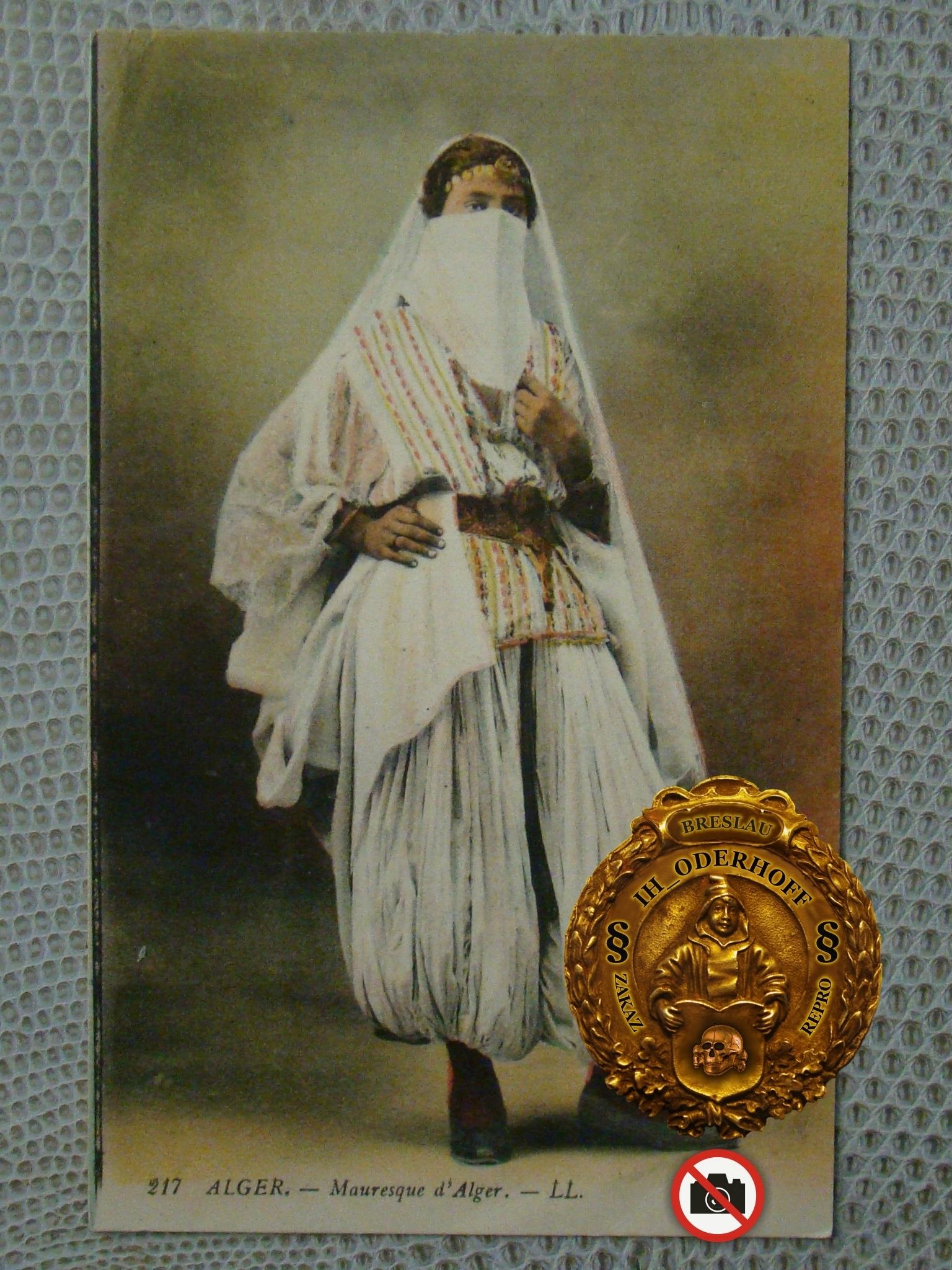 Algerie 1916.r.Etno Lux,B6891