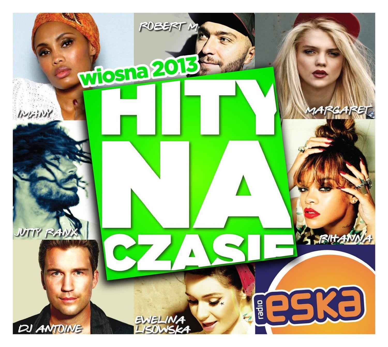 HITY NA CZASIE WIOSNA 2013 (Rihanna) (2CD)