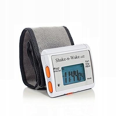 Budzik wibracyjny na rękę - Shake N Wake