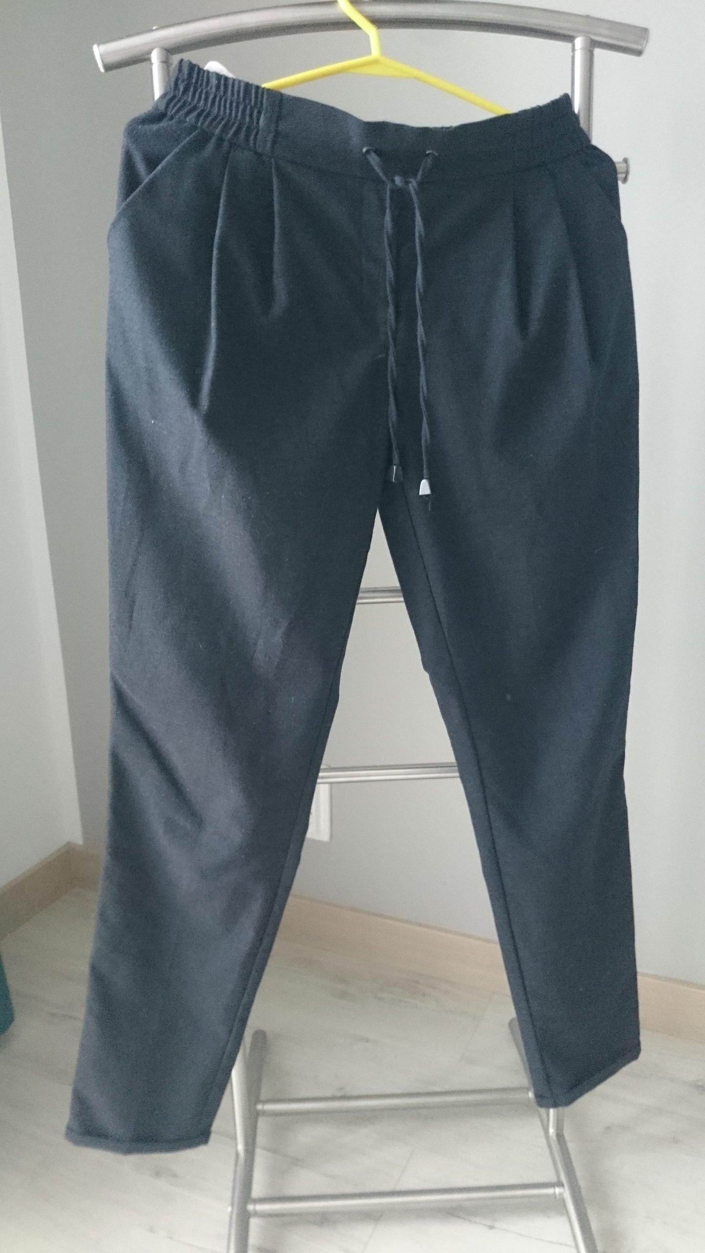 c2220aa602 Spodnie damskie eleganckie rozmiar 36 - 7087958461 - oficjalne ...