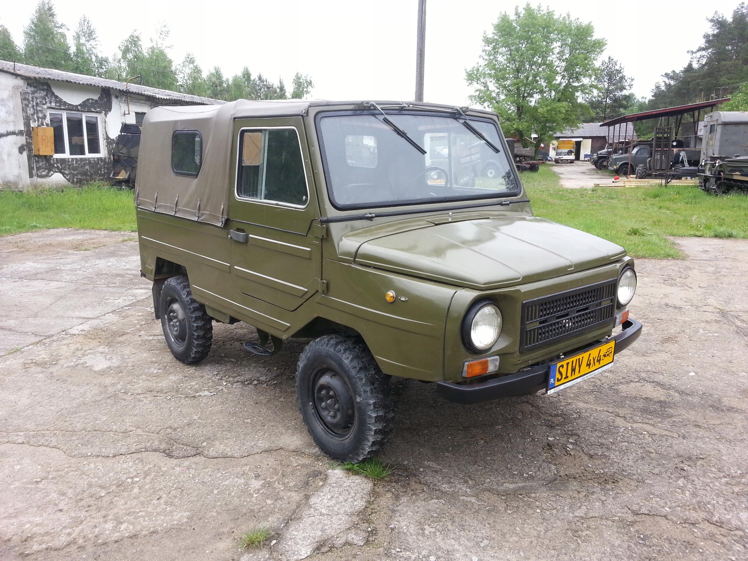 LUAZ 969M //4x4 // UAZ// Zabytkowy