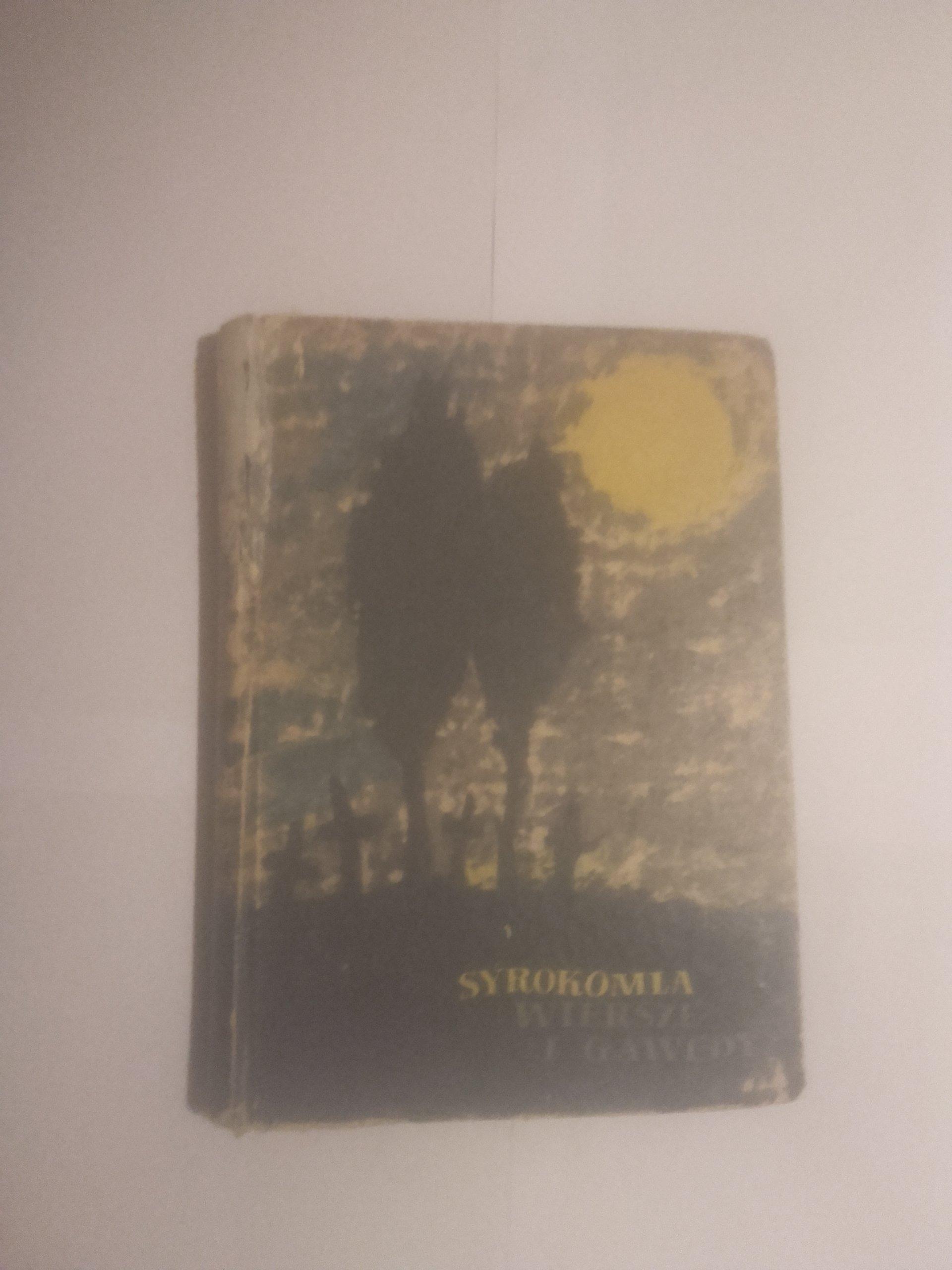 Wiersze I Gawędy W Syrokomla 1957 7105325043