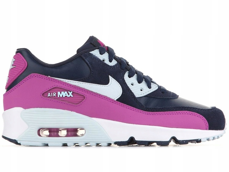 competitive price 4340d b208d Buty Nike Air Max 90 LTR (GS) 833376-402 r.38 - 7099287902 - oficjalne  archiwum allegro