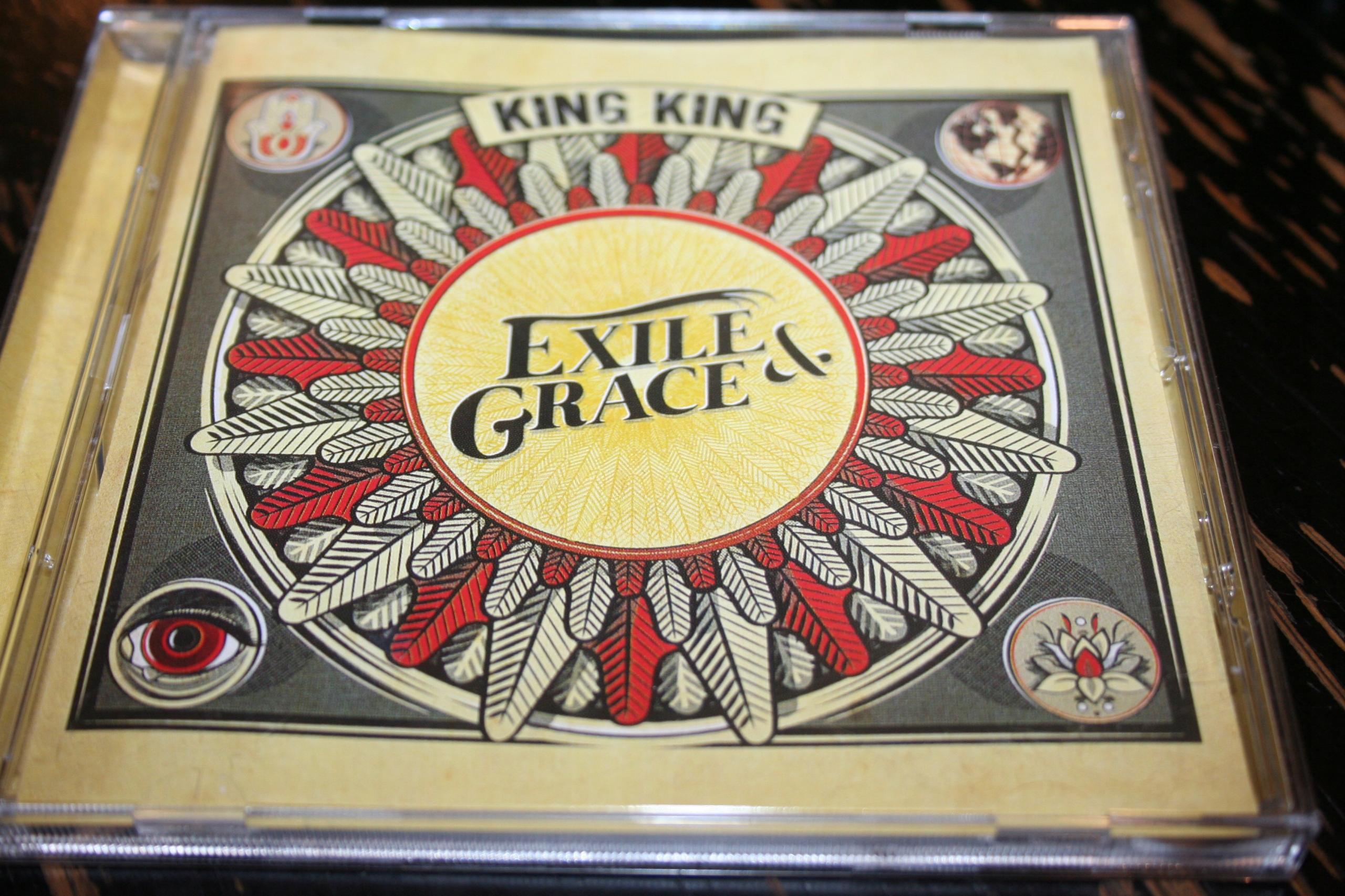 KING KING Exile & grace !!!