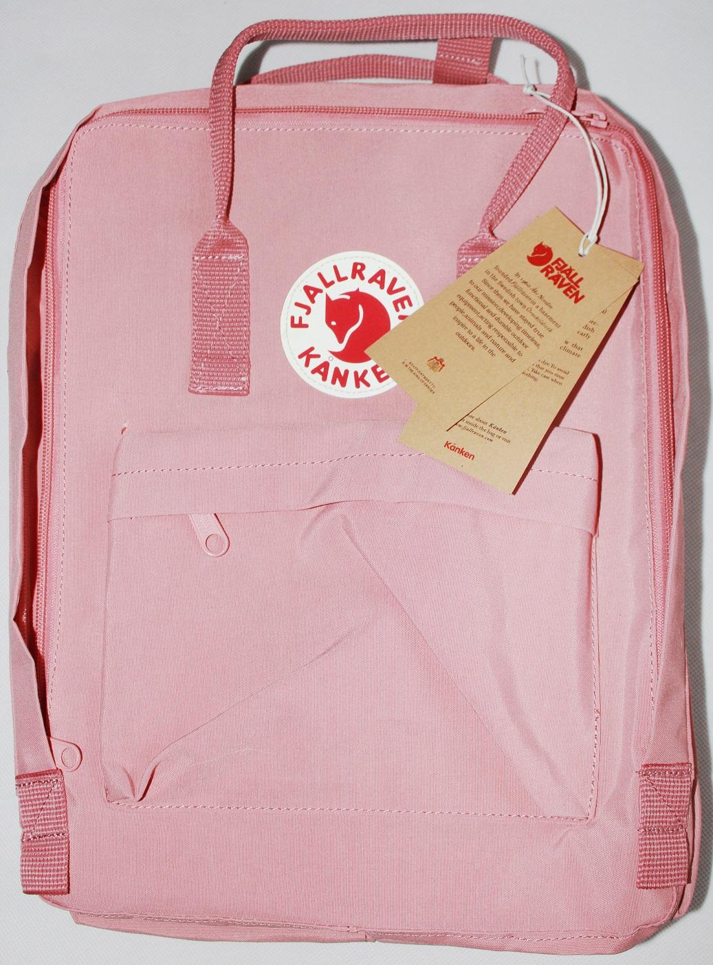 gorące wyprzedaże kupić kup sprzedaż Modny plecak Fjallraven Kanken 16L - od 1 PLN :)