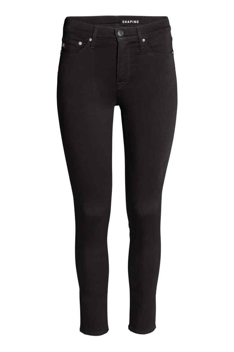 26a858524a0849 spodnie jeans SHAPING modelujące 25/30 H&M * - 7118648307 ...