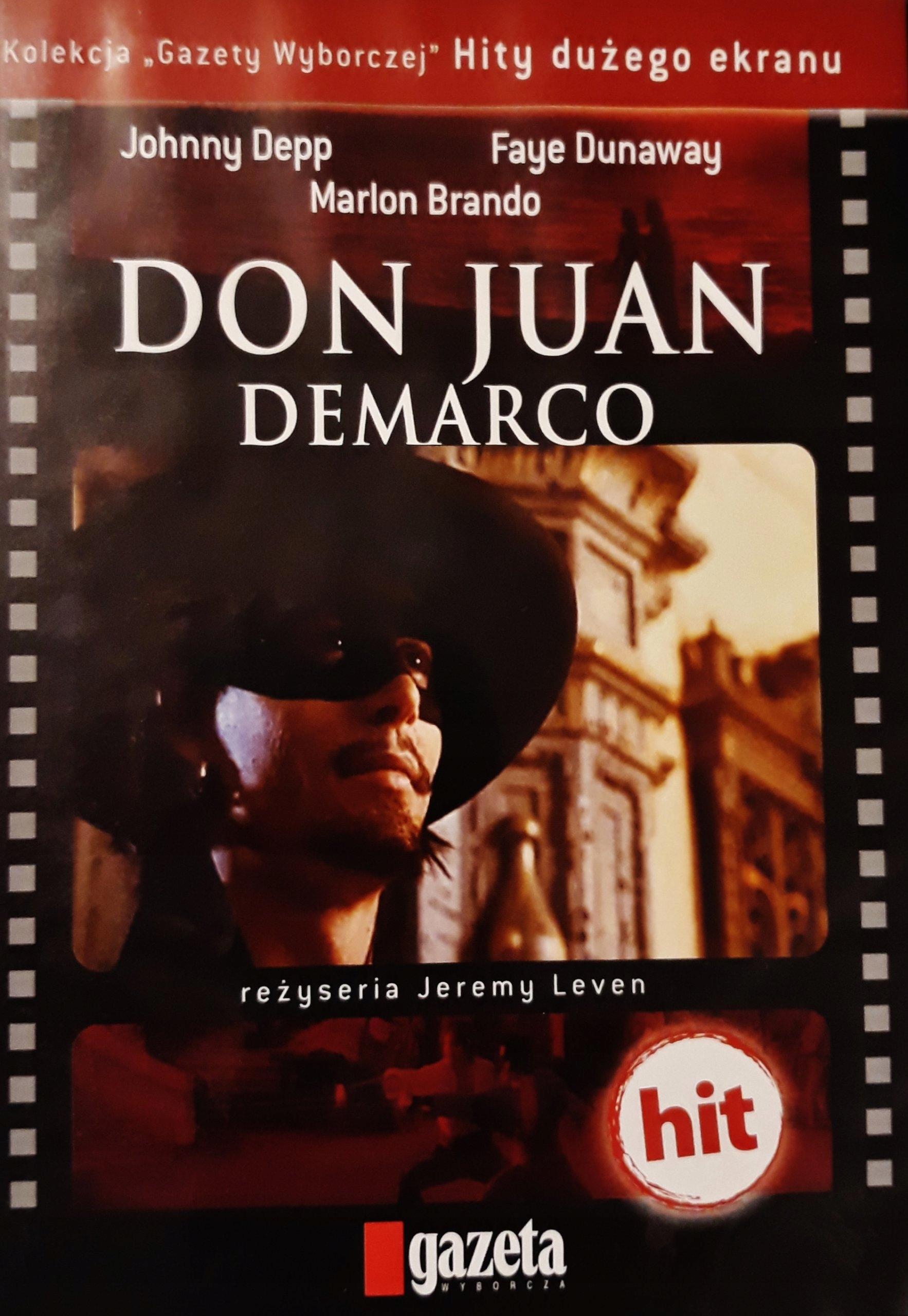 Film: Don Juan DeMarco /P