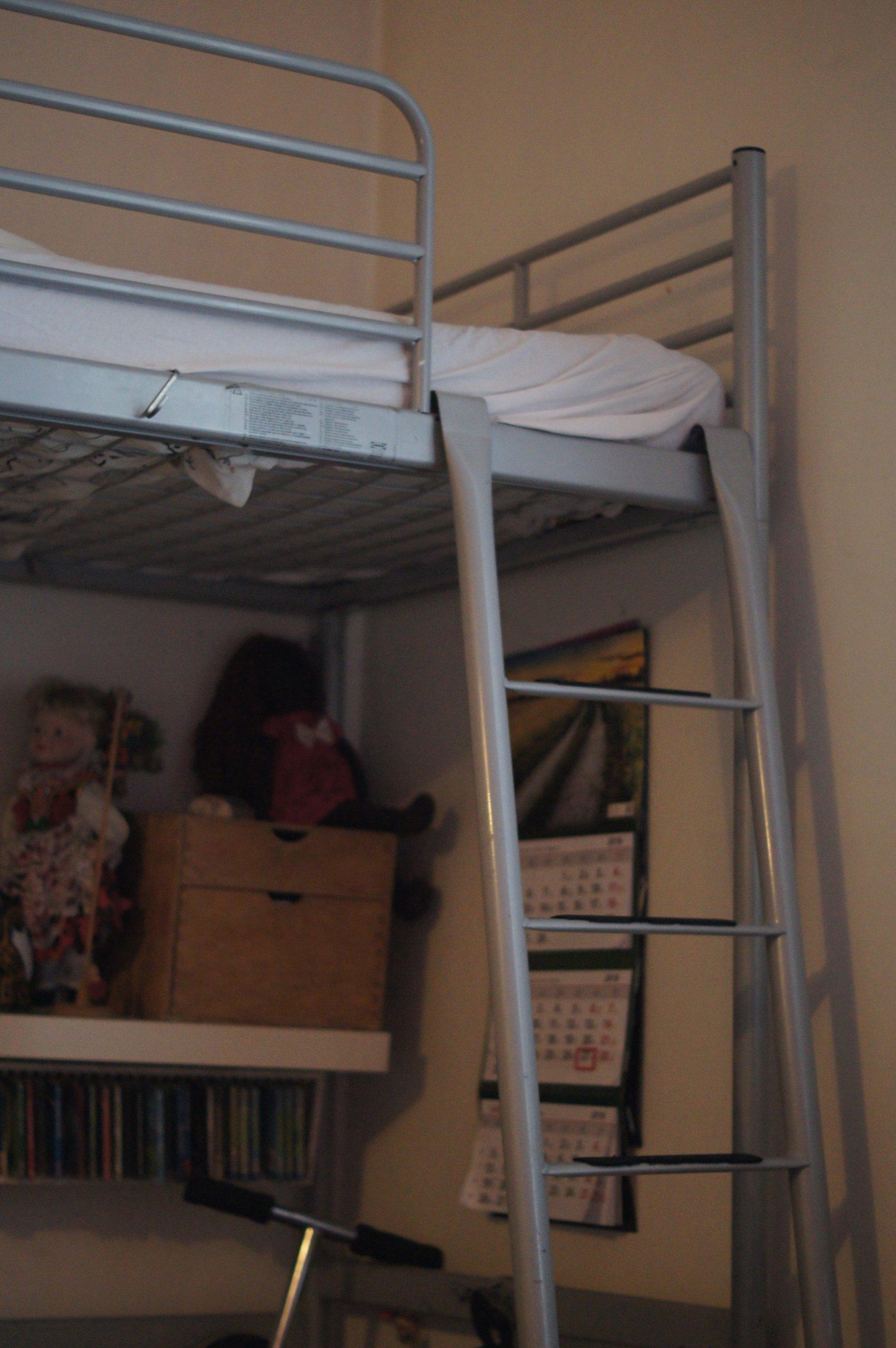 łóźko Piętrowe Ikea Używane