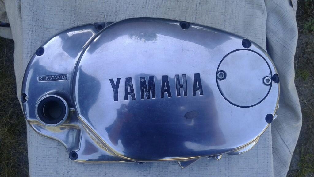Yamaha XS650 pokrywa