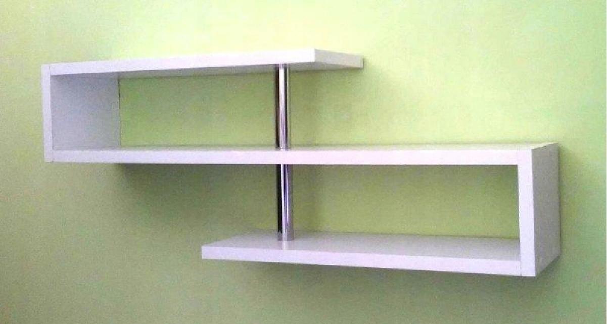 Zaawansowane ESY - Półki na ścianę półka ścienna REGAŁ 90 x 30 - 7547309051 CB41