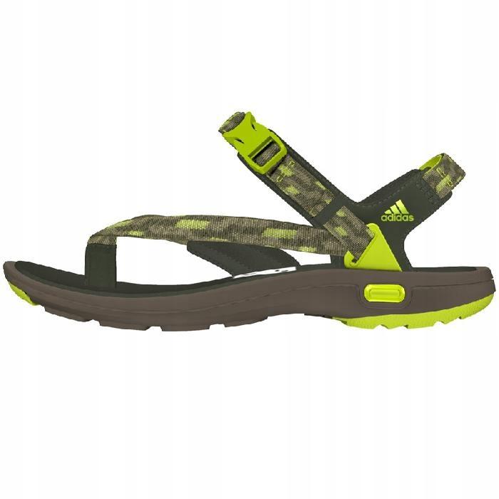 Sandały Damskie adidas Libria szar WYS.DZIŚ 38 7418226289