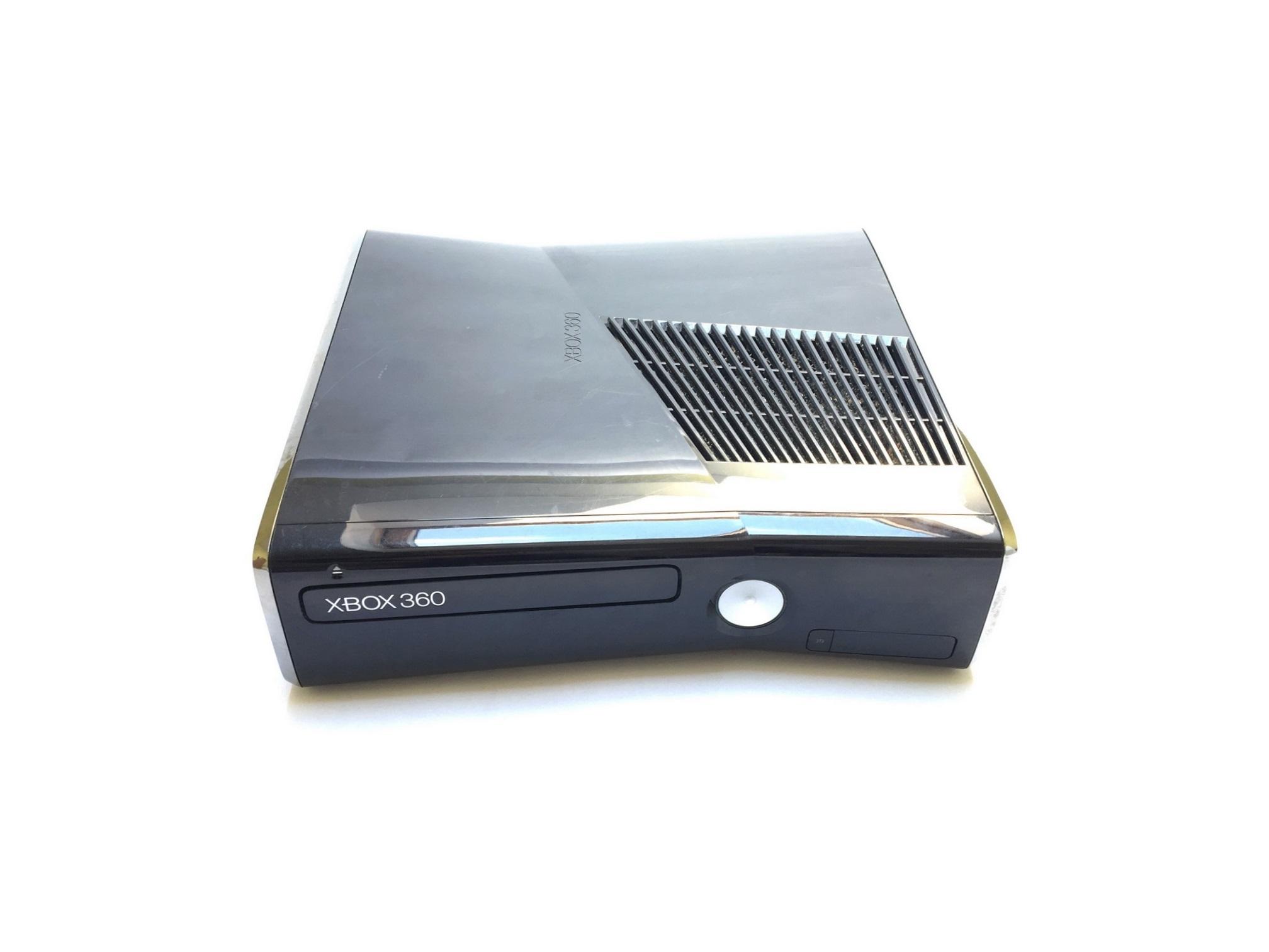 Xbox 360 SLIM X360 RGH RGX TRINITY 4GB - 7366995236