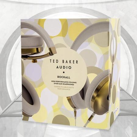 8258b14f62b41 SŁUCHAWKI TED BAKER ROCKALL GOLD EDITION NOWE - 7708168828 ...