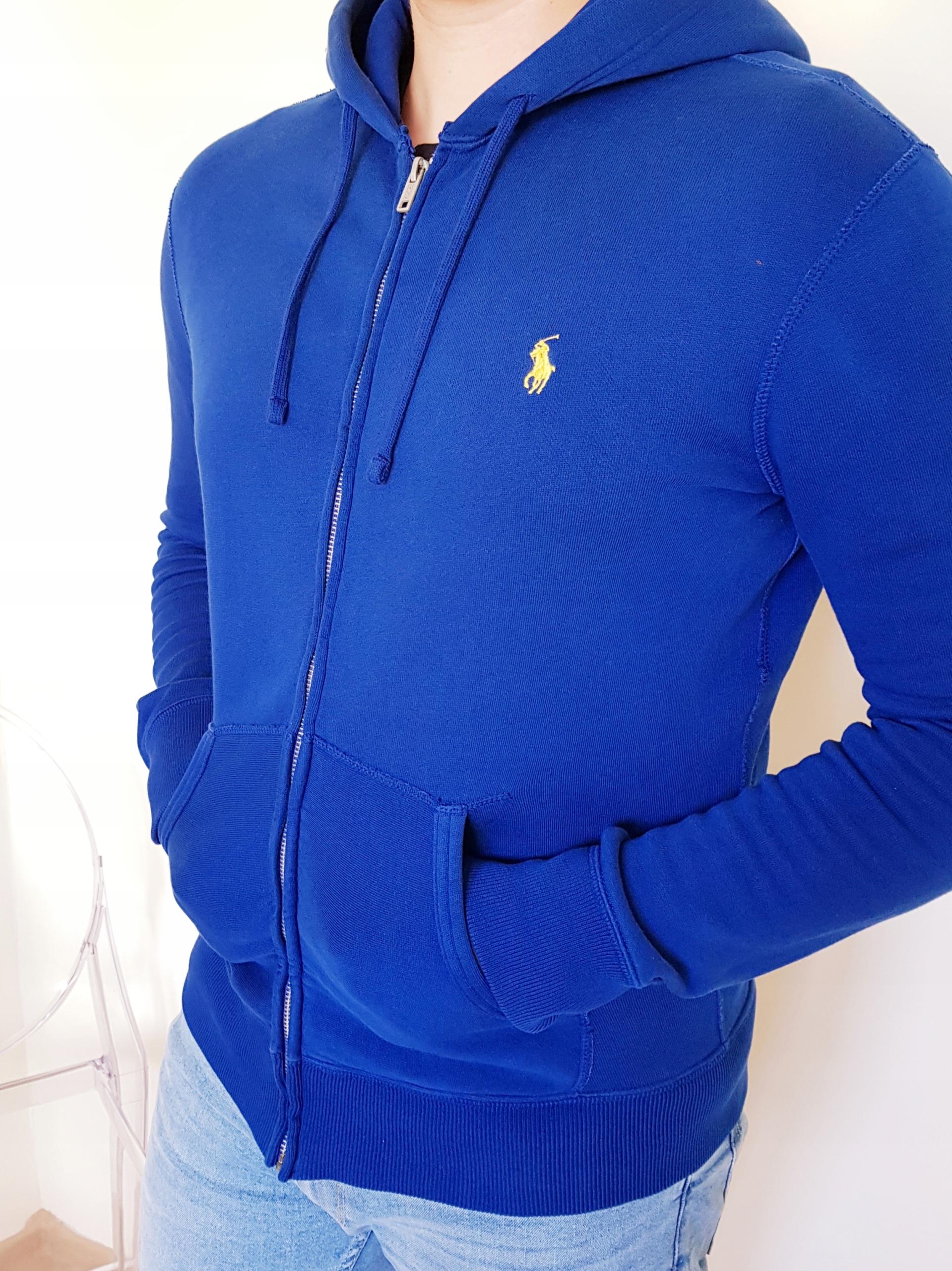 0fa2b99e3 Bluza POLO Ralph Lauren Magic r. S niebieska - 7590158632 ...