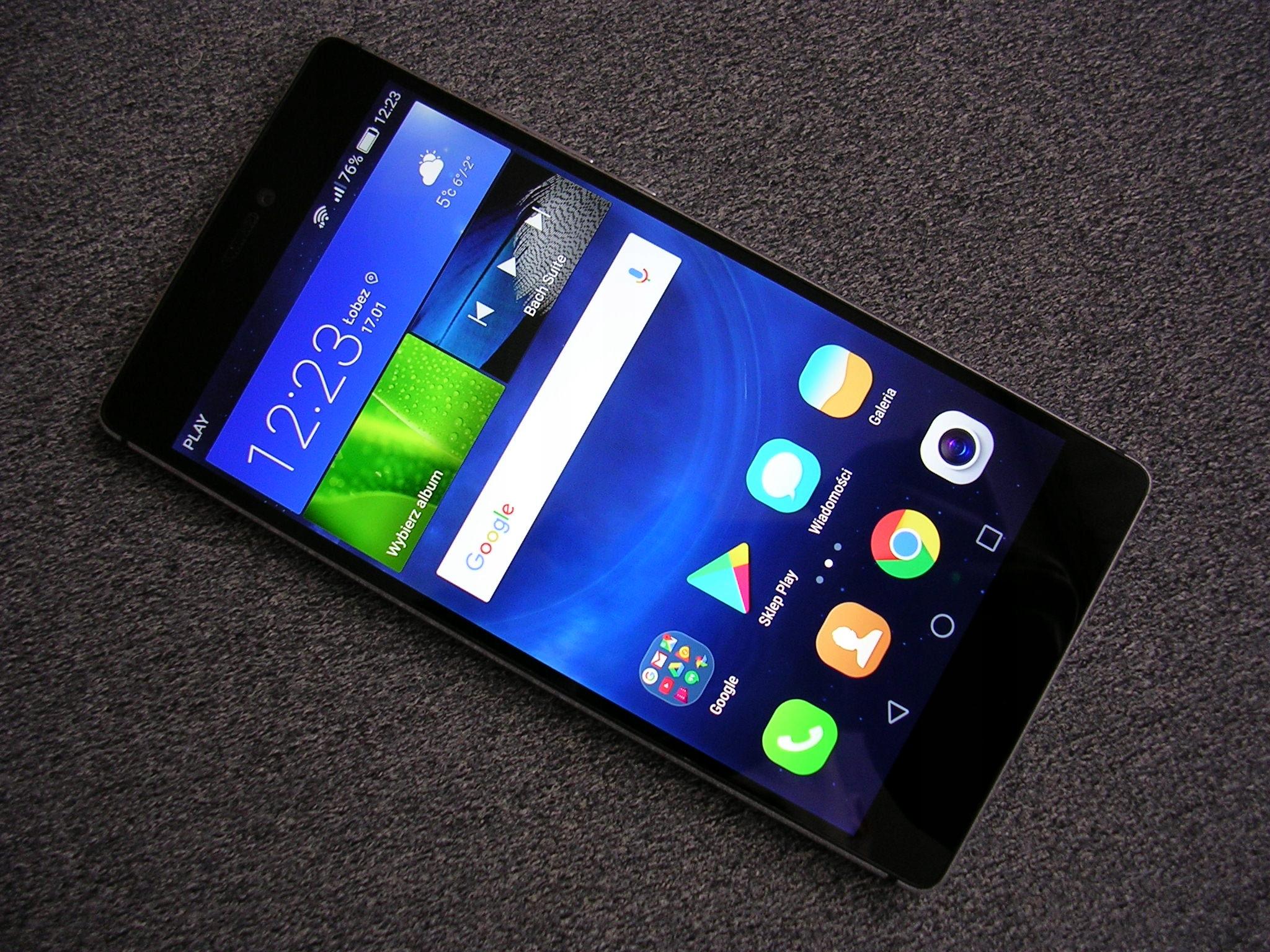 Telefon Huawei P8 GRA-L09 smartfon