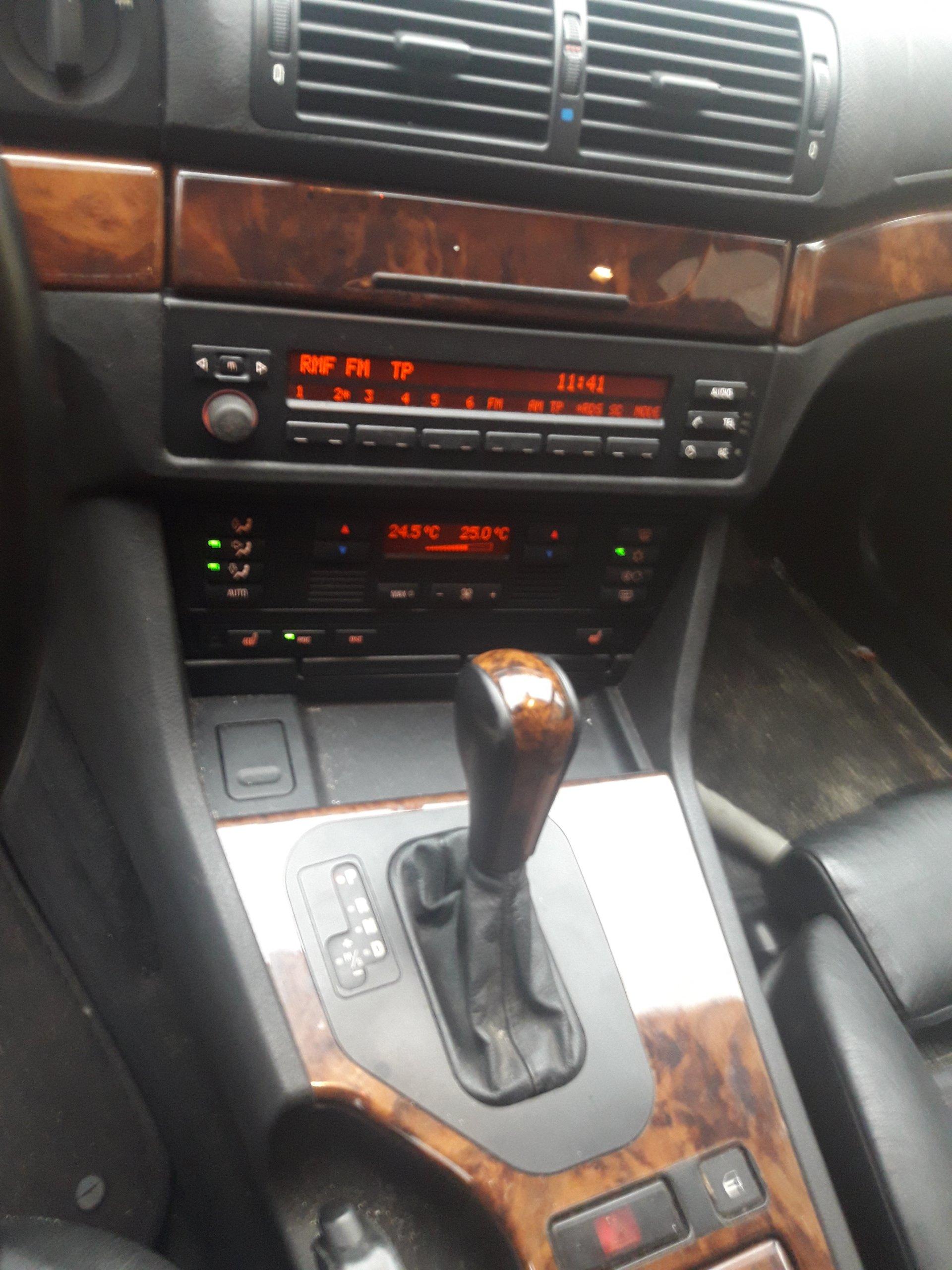 Bmw E39 Polift 531 489 053 Gaz Srodek M Pakiet 7104951524