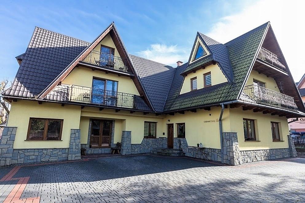 Pokoje Noclegi Kwatery Zakopane Centrum Góry Tatry 7454694314