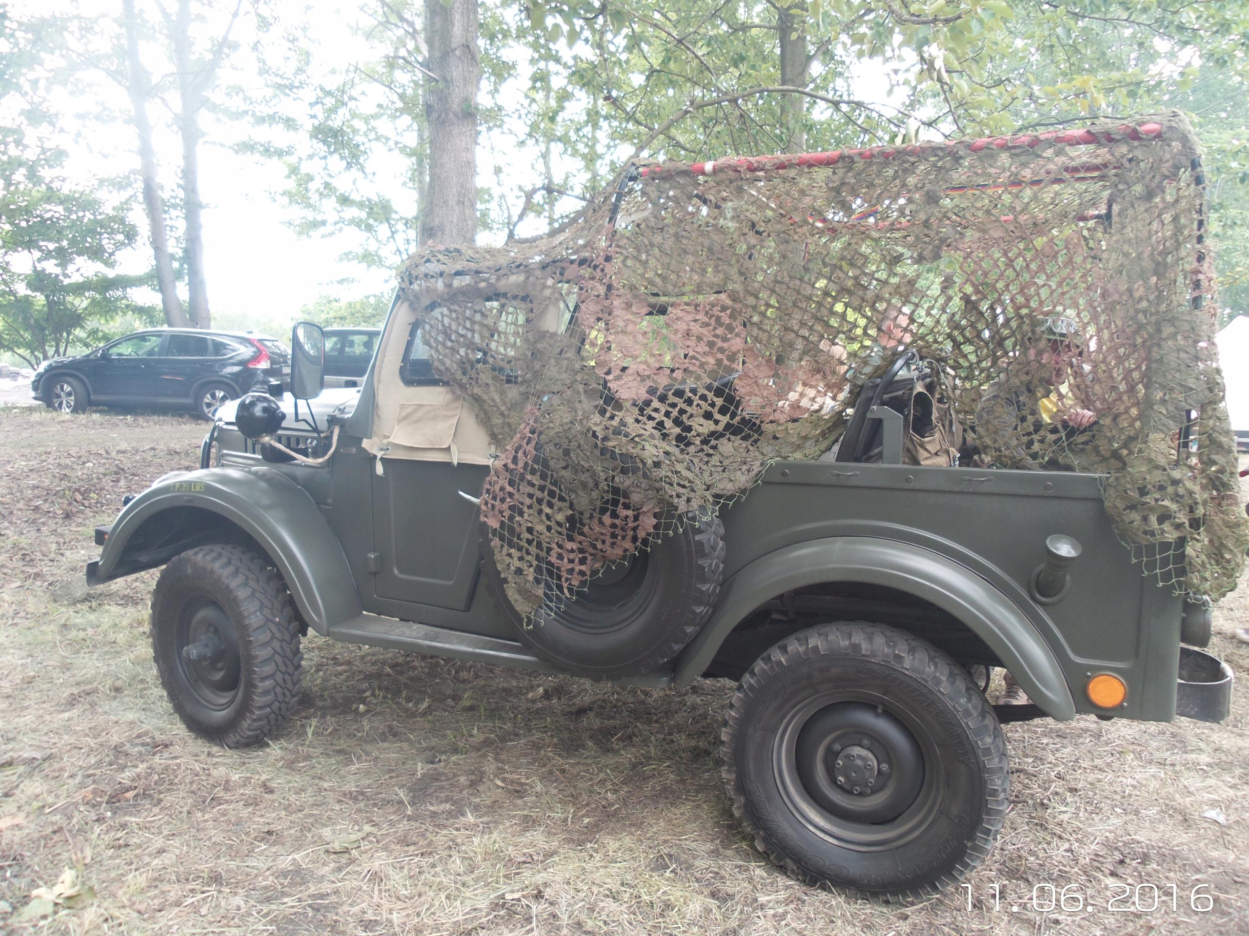 GAZ 69 nie jeep willys tanio