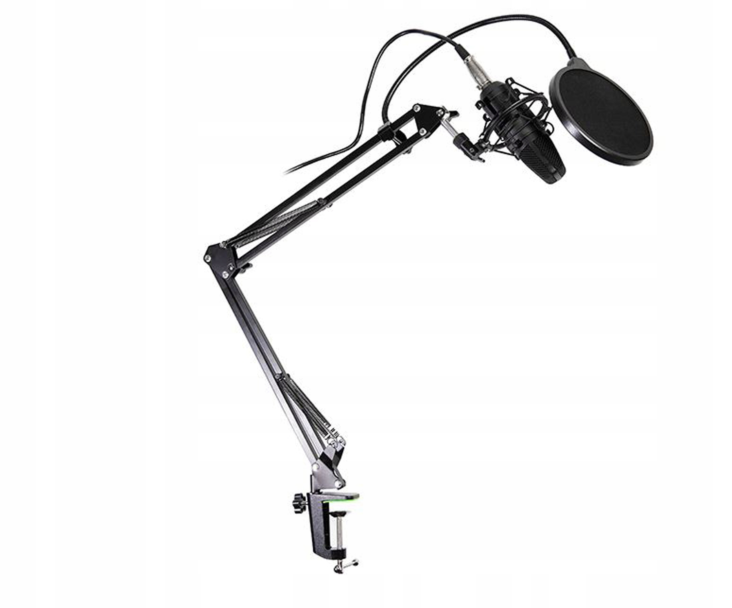 Mikrofon pojemnościowy Tracer Studio PRO - ZESTAW