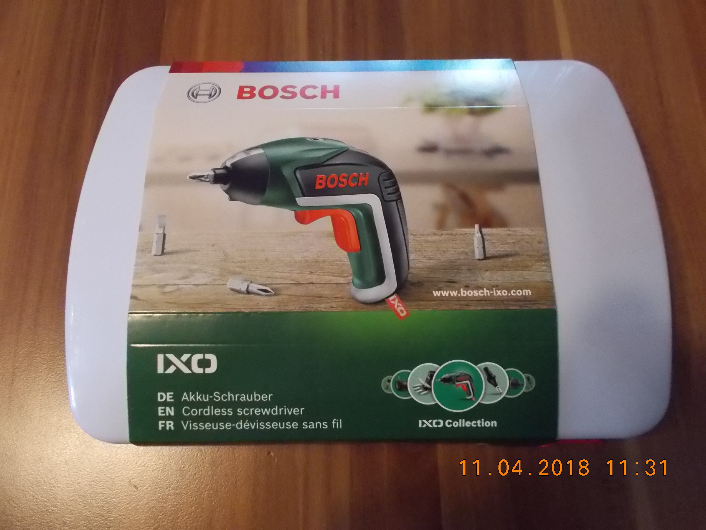 wkrĘtarka akumulatorowa bosch ixo v. - 7285614497 - oficjalne