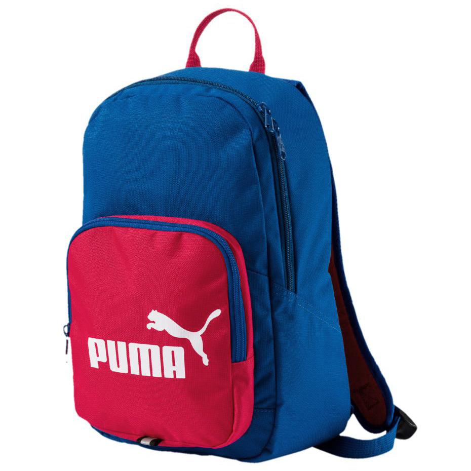 6ad975c8933d3 Plecak miejski szkolny turystyczny PHASE Puma - 7205572126 - oficjalne  archiwum allegro