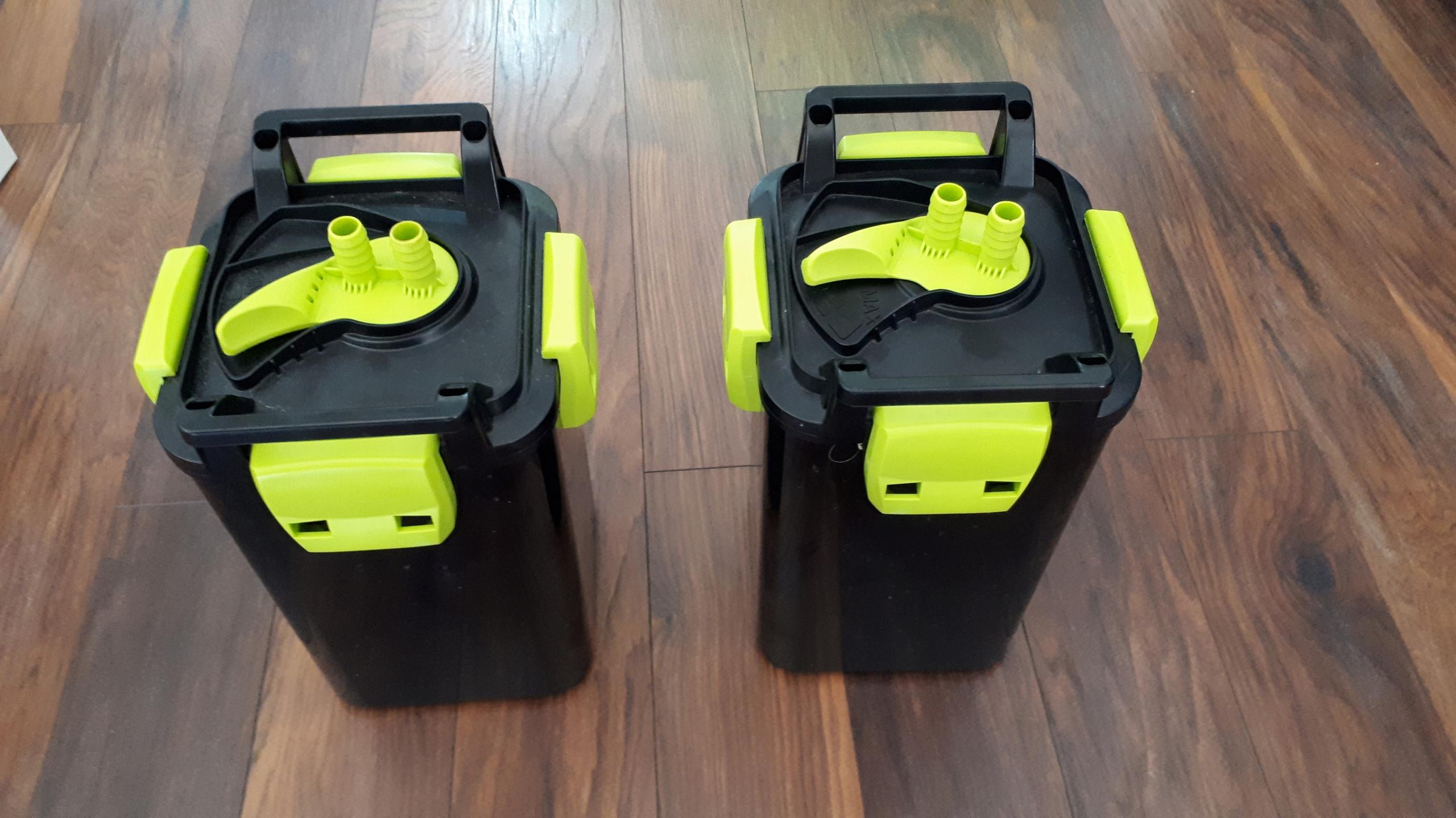 Filtr Aquael MIDIKANI 800 + Pompa UniPump 700