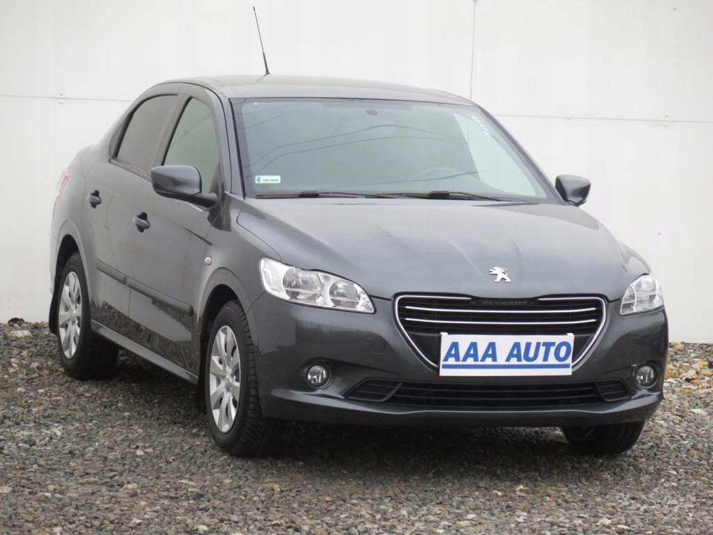 Peugeot 301 1.6 , Salon Polska, Serwis ASO