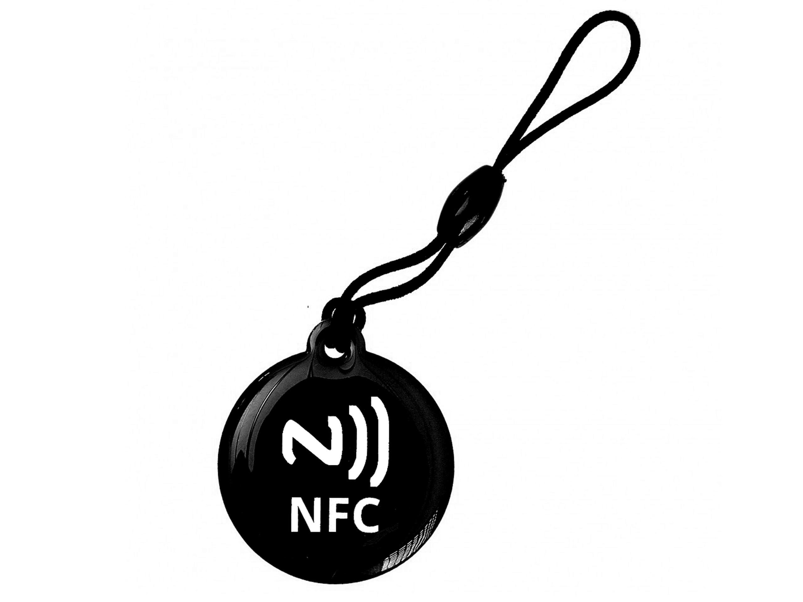 Tag NFC Smart Tags Brelok do Huawei P8 P9 / Lite