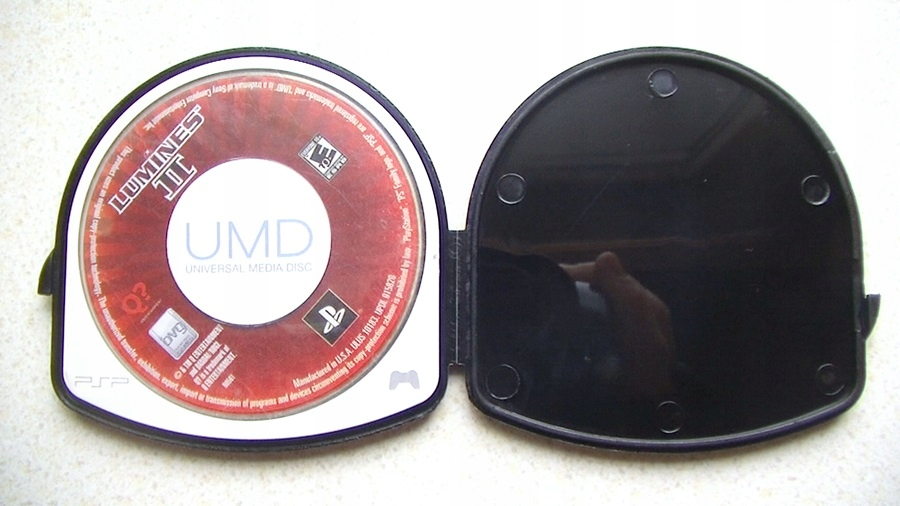 PSP Lumines II +pud !ENG!