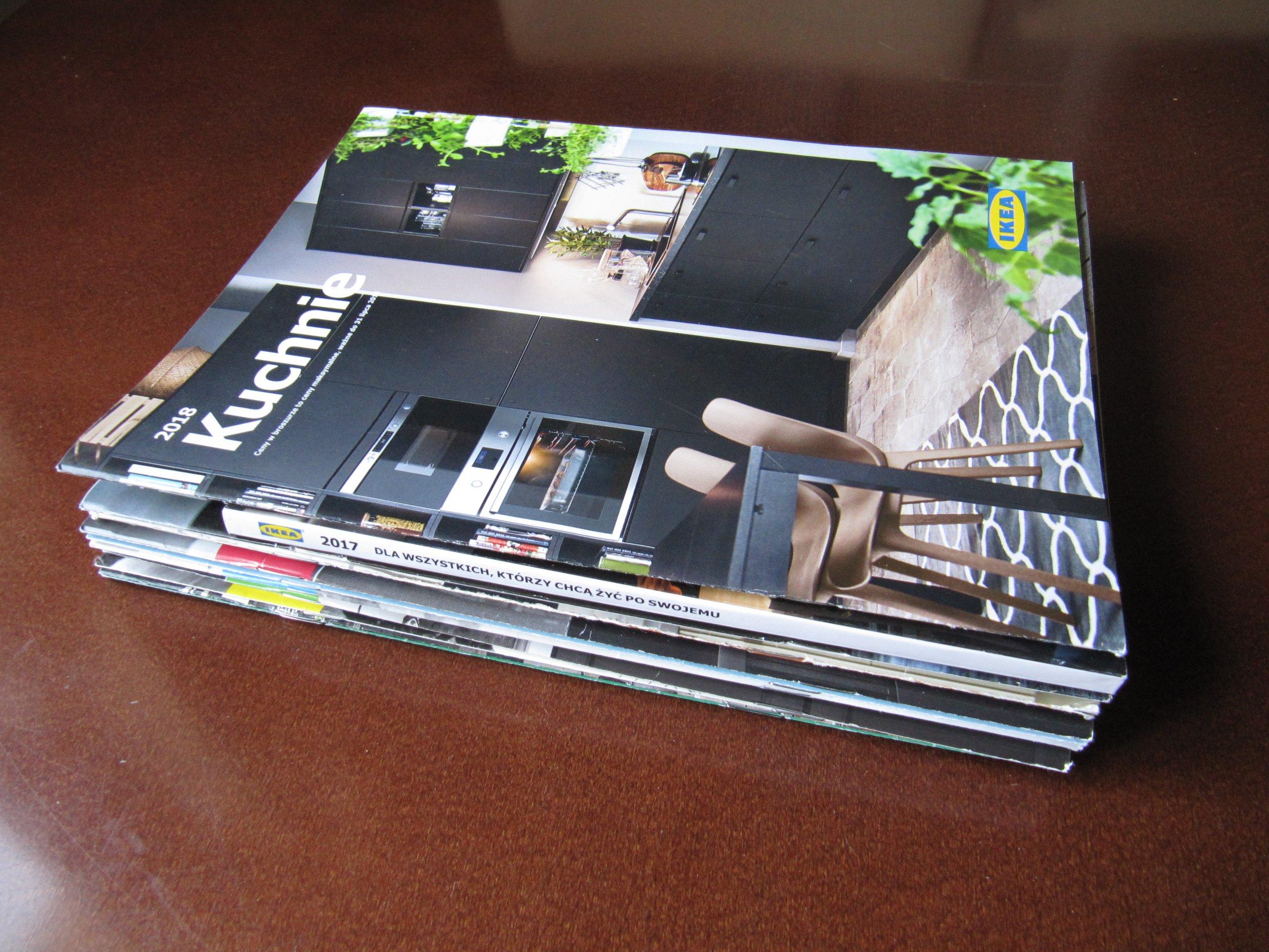 12 X Katalog Ikea Meble Agd Kuchnie 2012 2018 7407940777