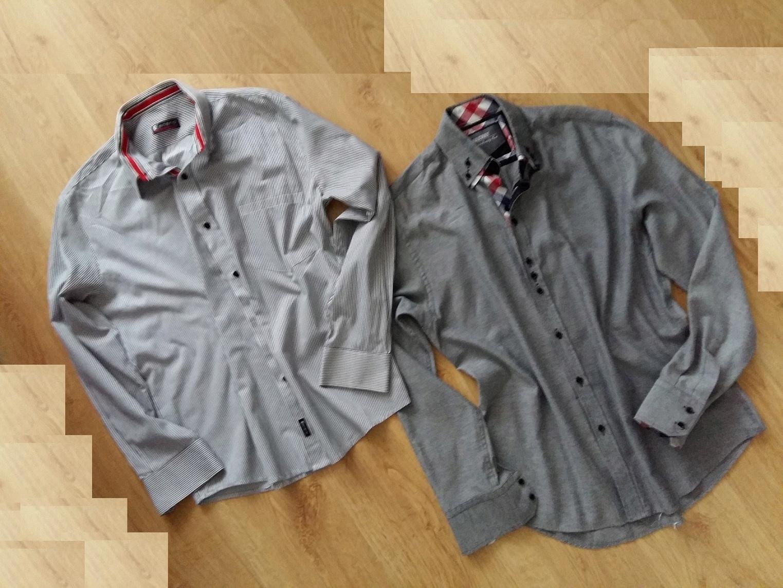 zestaw paka ubrań męskich L/XL