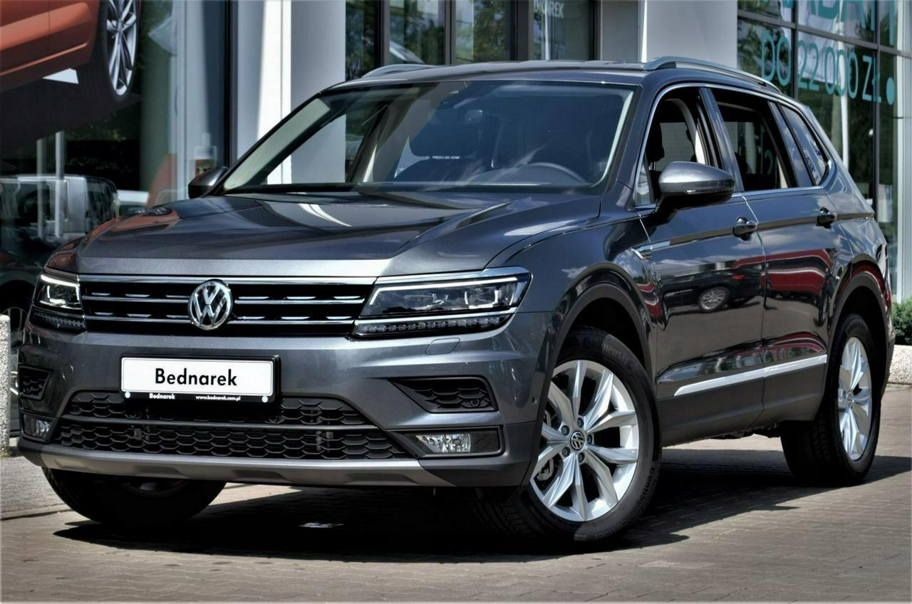 Volkswagen Tiguan Allspace 1.4 TSI 150 KM DSG -