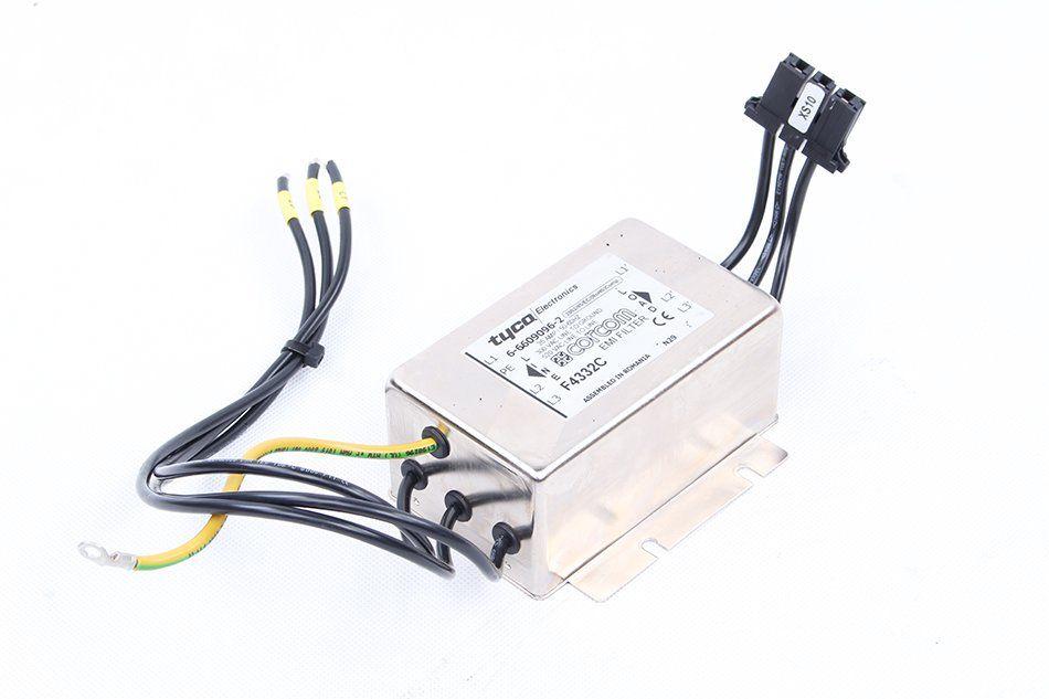 FILTR 6-6609096-2 300/520VAC CORCOM TYCO ID41972