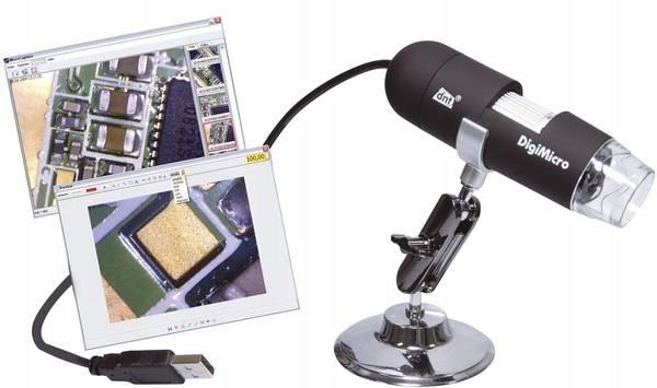 Mikroskopy używany w oficjalnym archiwum allegro strona