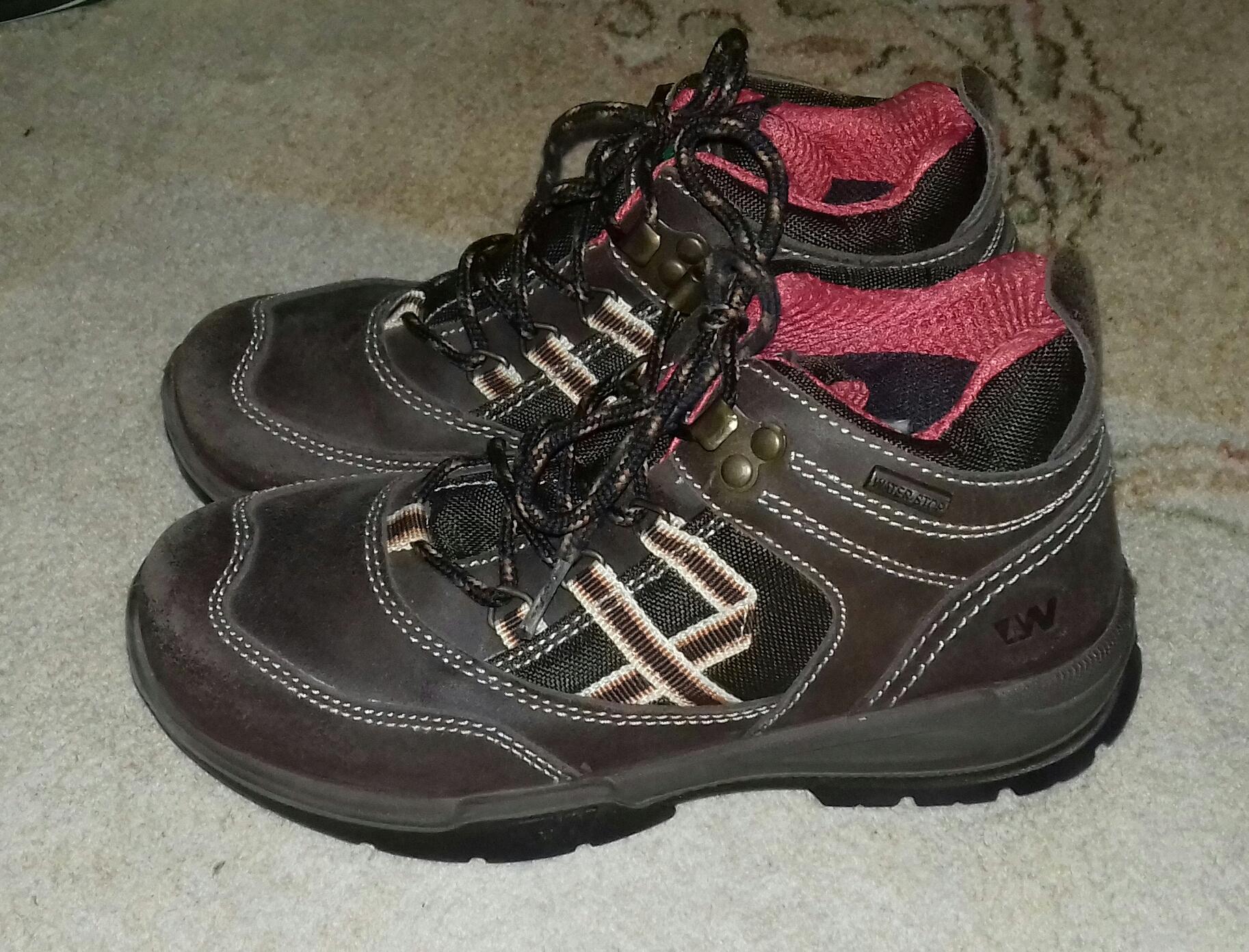4f967a56 35 Weinbrenner buty trekkingowe wodoodporne membra - 7647859964 ...