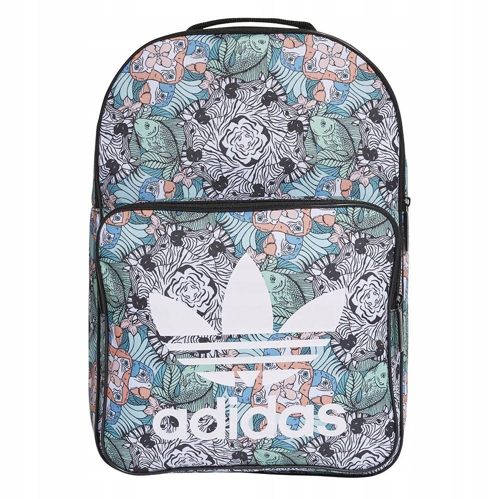 Plecak Adidas szkolny do szkoły młodzieżowy DAMSKI