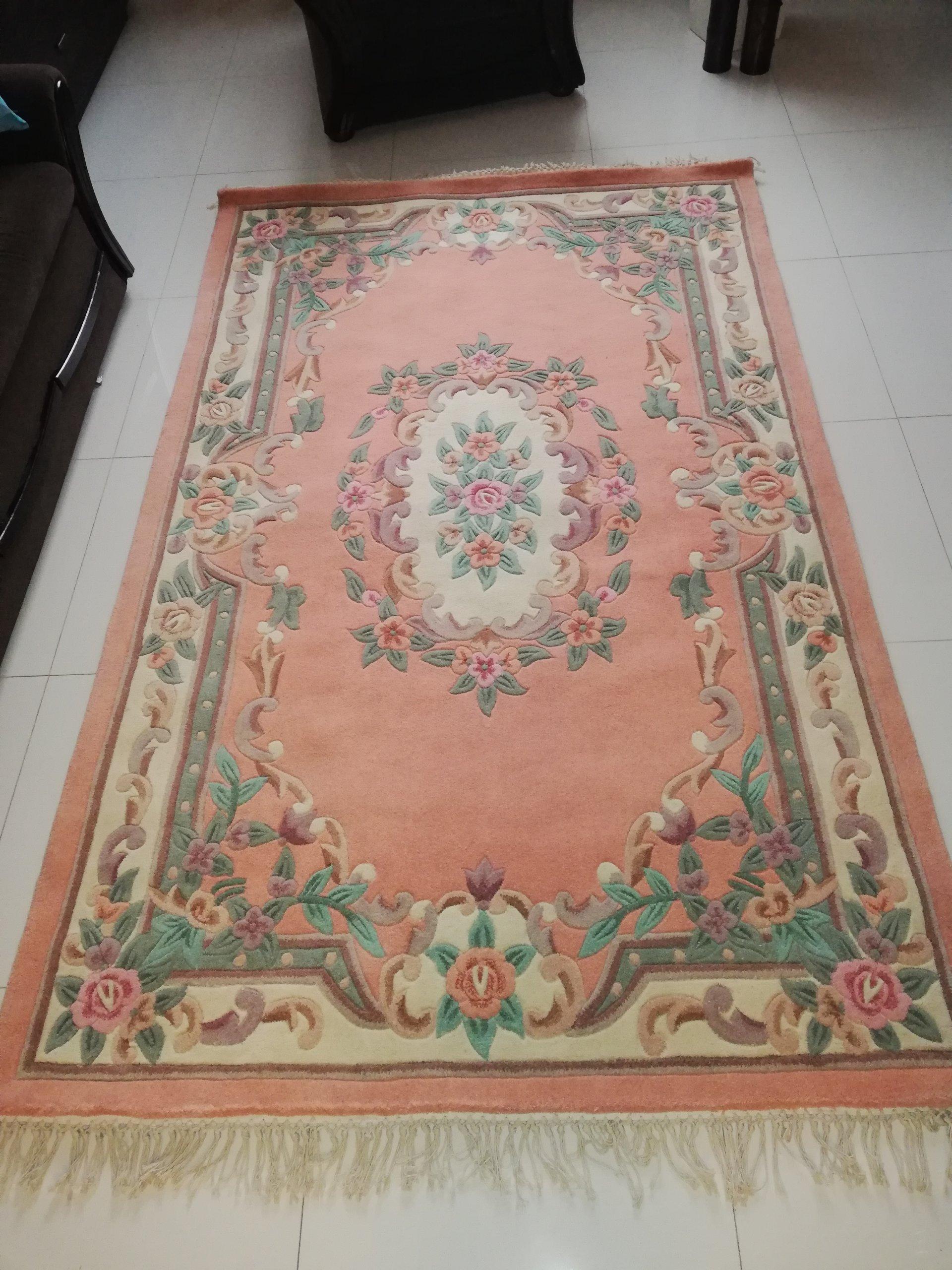 Dywany Stylowe Chińskie Wełniane 100 Promocja 7425560516
