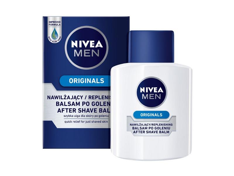 NIVEA Men Balsam po goleniu dla mężczyzn 100 ml