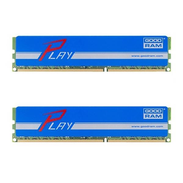 Pamięć RAM 8GB 2x4GB DDR3 GOODRAM Play CL9