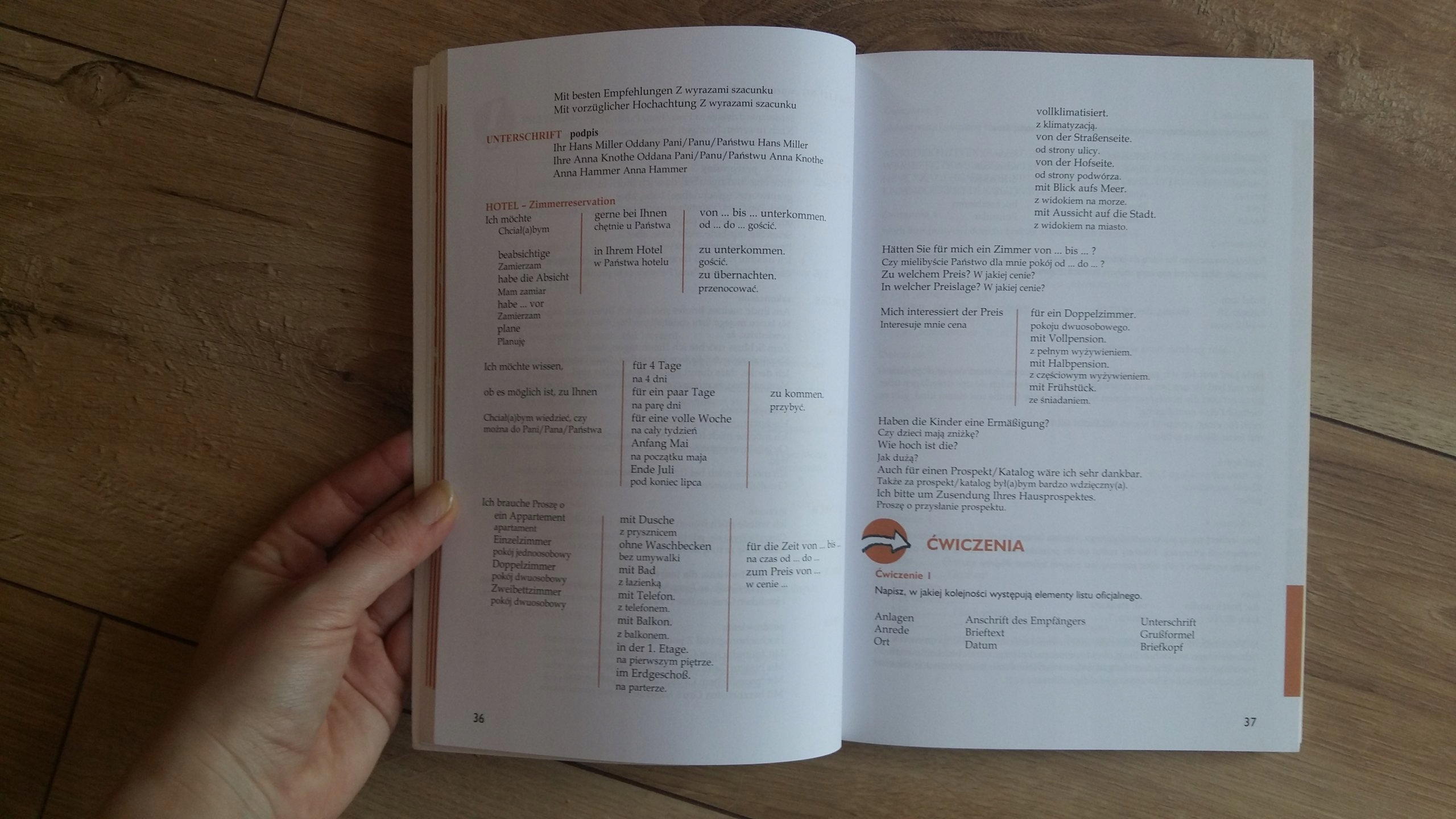 Pisanie Po Niemiecku Zasady Wzory ćwiczenia 6792559048