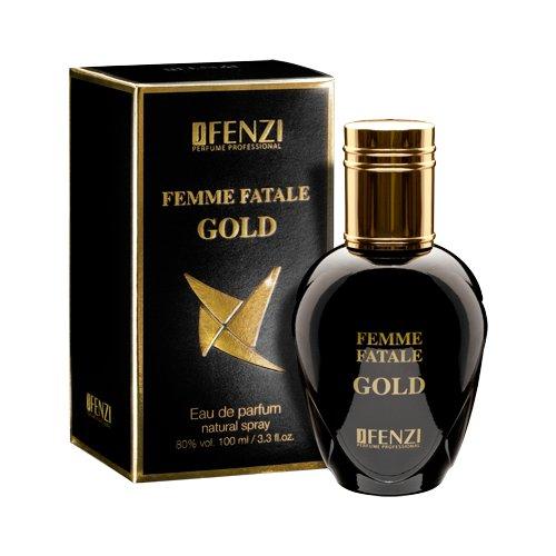 ZAPACH DLA KOBIET Femme Fatale Gold JFENZI !!!