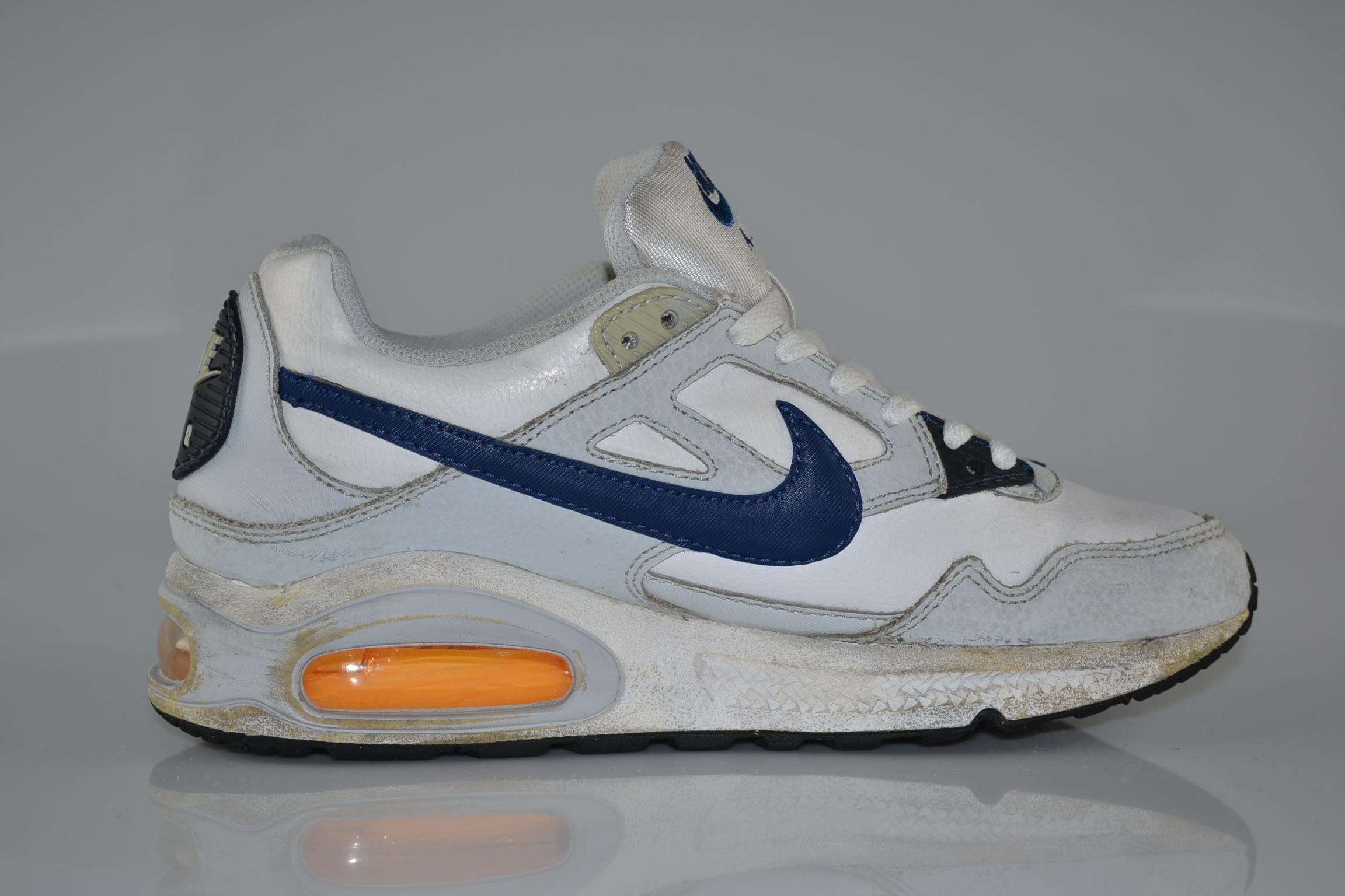 best sneakers d9304 c9d29 BUTY SPORTOWE NIKE AIR MAX COMMAND ROZMIAR 38 - 6949618046 ...