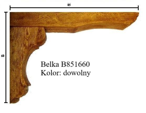 Belki Dekoracyjne Imitacja Drewna Belki Rustykalne